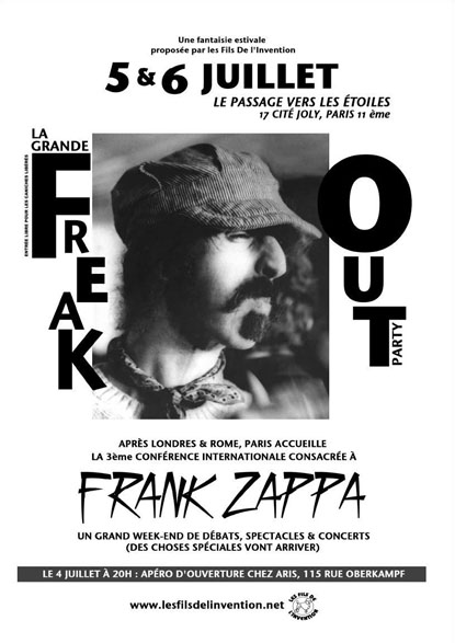 La Grande Freak Out