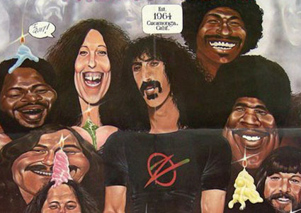 Zappa poster - click for full image