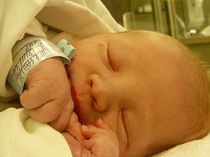 lucas newborn