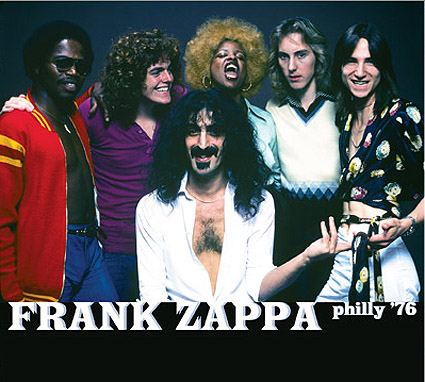 Zappa: Philly 76