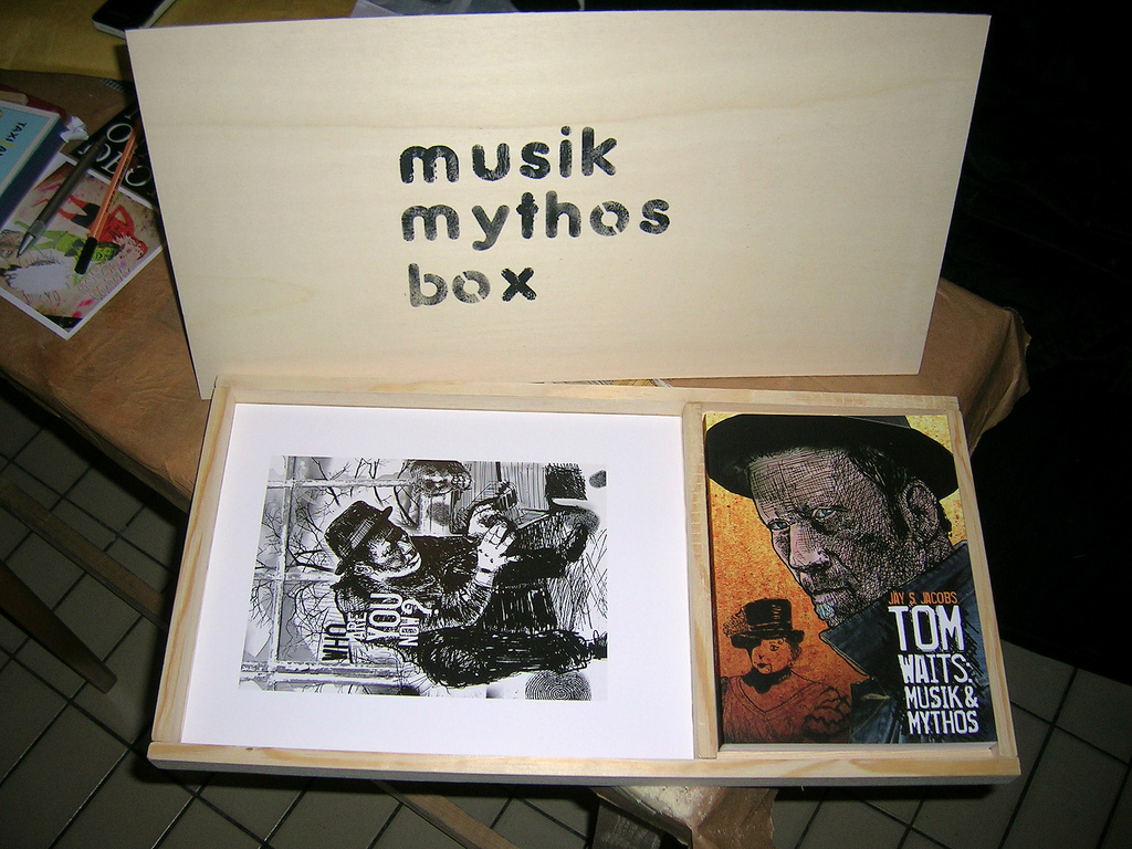 Tom Waits: Musix/Mythos Box