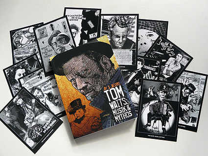 Tom Waits: Musik & Mythos Illustrations