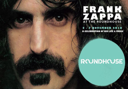 Zappa At The Roundhouse