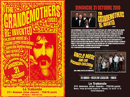 Grande Mothers at Trabendo